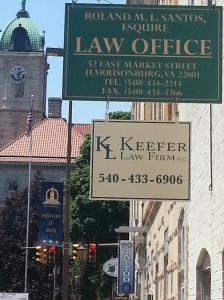 Harrisonburg DUI Lawyer